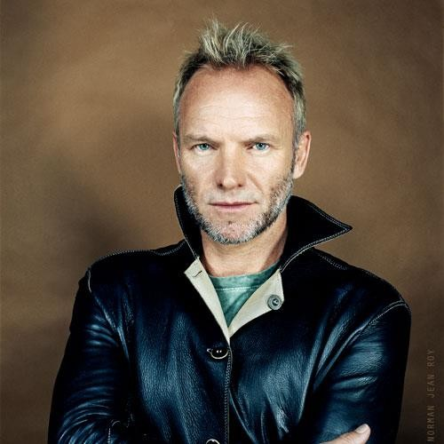 Heads Up, Sting Fans: Singer's New Album To Be Released In September!