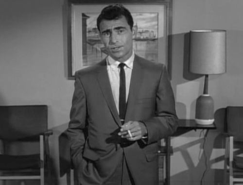 Rod Serling's Final Screenplay Acquired by J.J. Abrams' Bad Robot