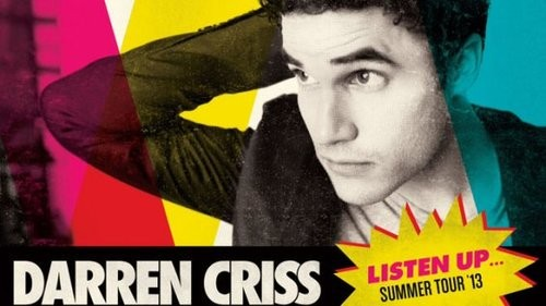 Darren Criss To ROCK The Northeast! Also How To See Him For Free!