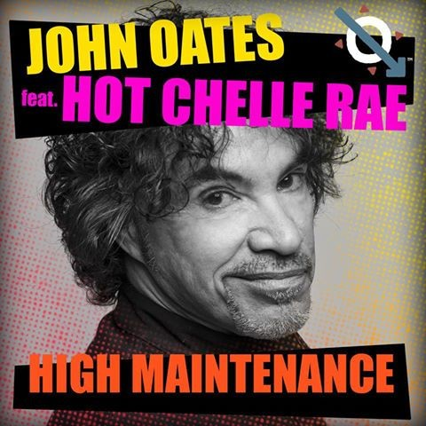 John Oates Teams Up With Hot Chelle Rae and Starts New Music Project