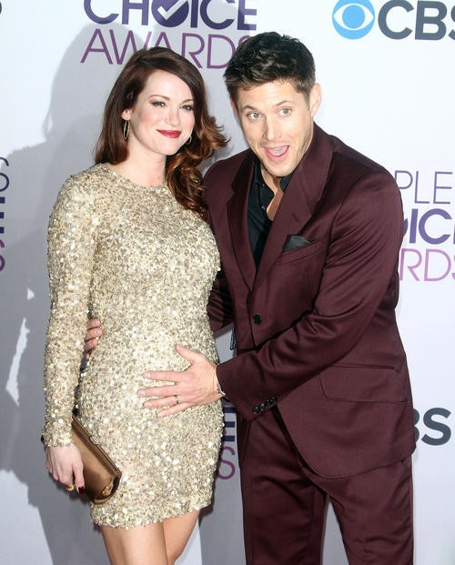 Supernatural Star Jensen Ackles Welcomes Daughter!