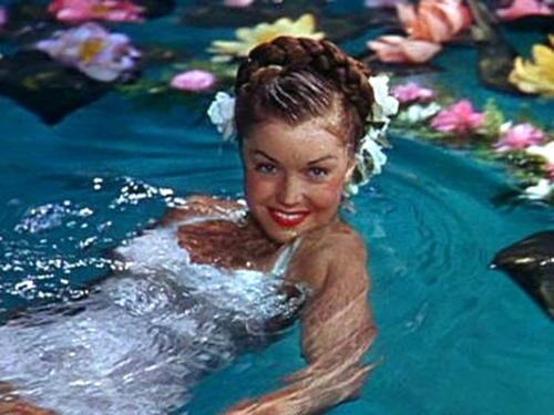 Esther Williams Dies At 91