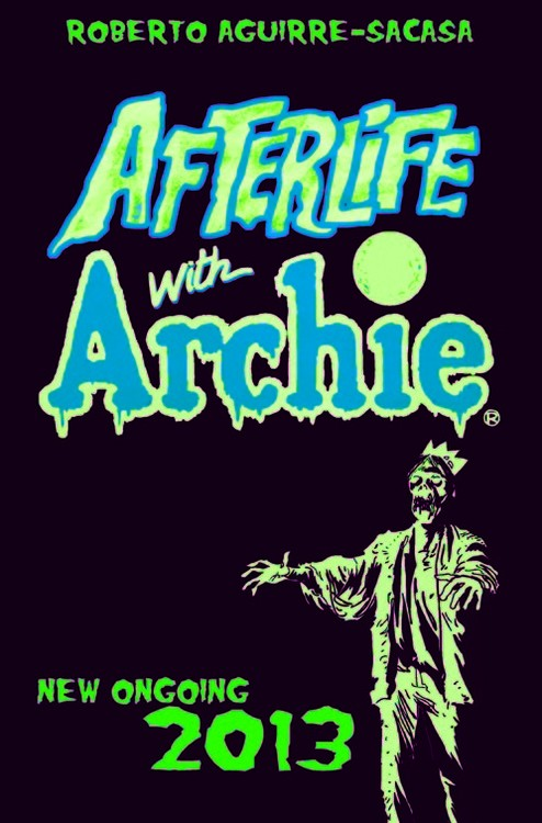 Warner Bro's Archie Comics Live-Action Film With...Zombies??