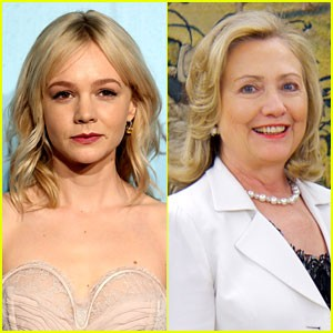 Carey Mulligan To Play Hillary Clinton In 'Rodham'?