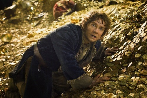 The Hobbit: The Desolation of Smaug Teaser Poster Released!