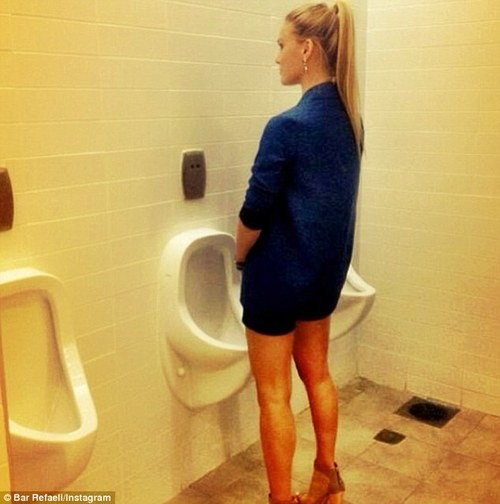 Israeli Model Bar Refaeli Takes A Stand In Aid Of Transgender Equality!