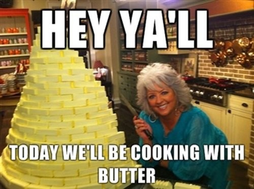 Butter Sooner Than Later: Paula Deen Makes Her Own Butter Brand