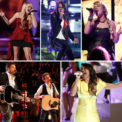 The Top 5 Light Up the Stage on The Voice: Who Is Finale Bound?