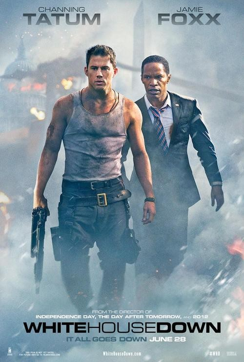 White House Down Gets An Extened Trailer - And More Channing Tatum!