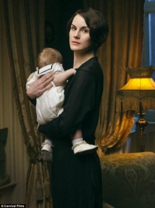 Lady Mary Talks