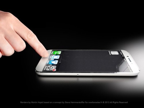 iPhone 6 to Get a Bigger Screen!!!