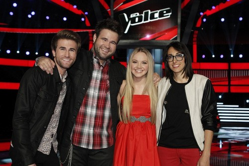 The Voice Finds Its Finalists As Two More Get Sent Packing!