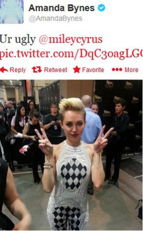 Amanda Bynes Unleashes On Her Latest Twitter-Bullying Victim