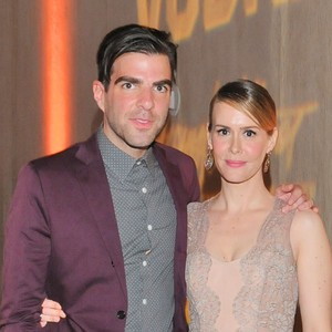 Zachary Quinto Is Out For American Horror Story - For Now!