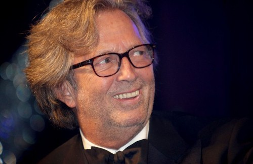 Eric Clapton Cancels Europe Shows Due to Back Ailment!