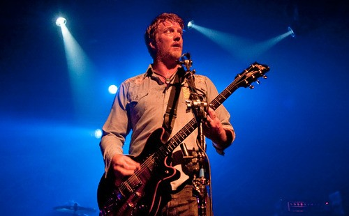 Queens of the Stone Age Have Number One Album