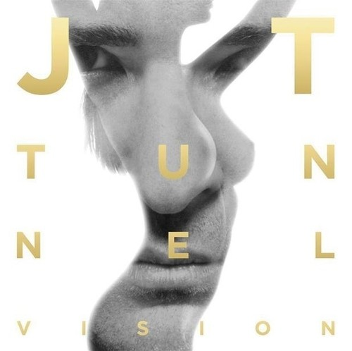 Justin Timberlake's New Album Cover Makes Us Sweat!