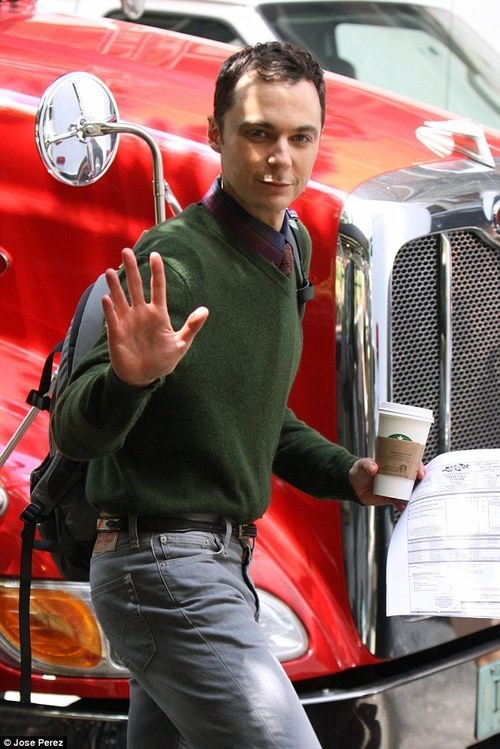 Jim Parsons To Play Gay Activist Alongside Mark Ruffalo!