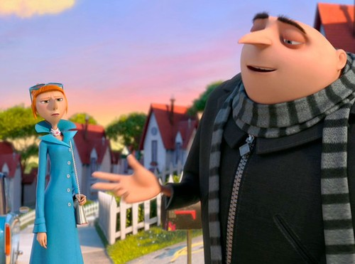 Does Gru Want A Girlfriend? New Clip from