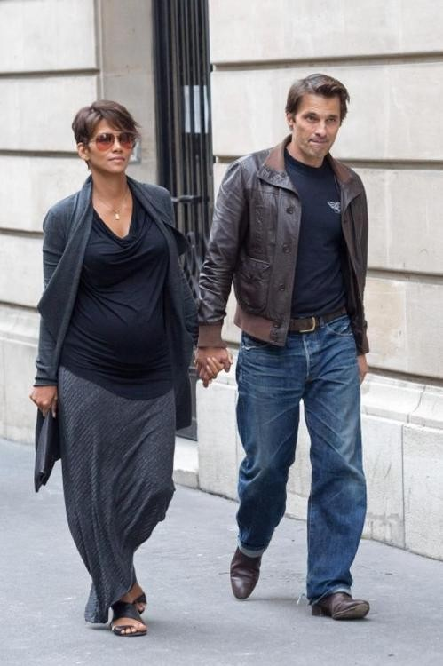 Halle Berry Is Pregnant With Child Number Two!