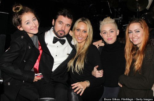 Miley Cyrus' Parents, Billy And Tish Set To Finally Divorce