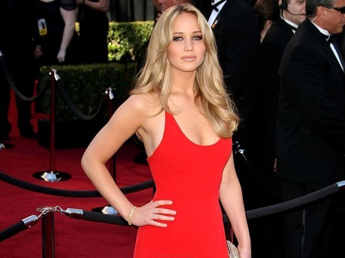 Jennifer Lawrence Named Woman Of The Year By Spike Network!