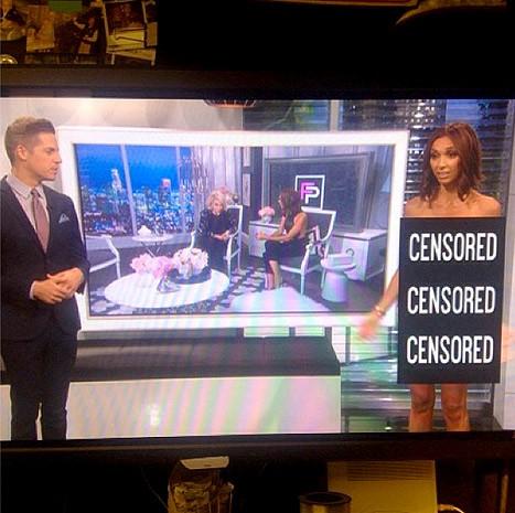 Giuliana Rancic Gets Naked on E! News!
