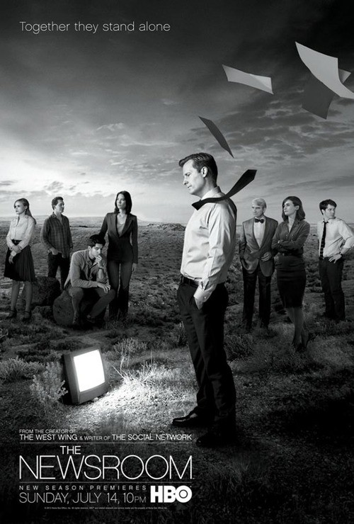 First Look: The Newsroom Releases 9 New Promo Posters!