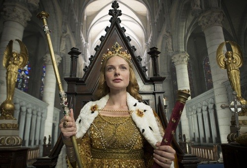 The White Queen May Be Too Hot For The BBC: Network To Censor It!
