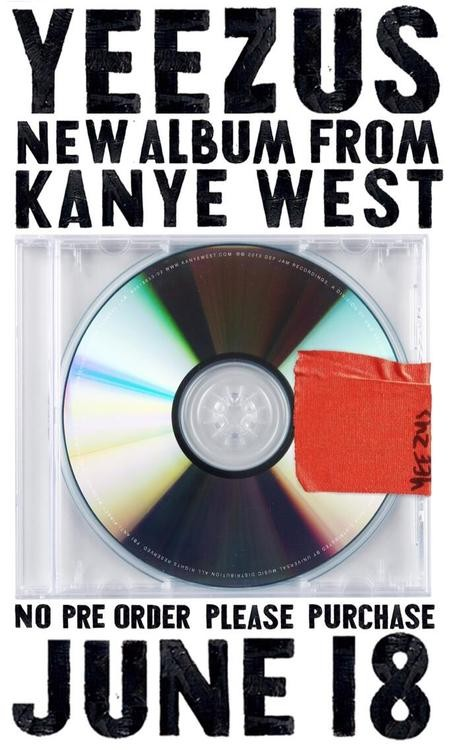 Kanye West Channels…American Psycho?