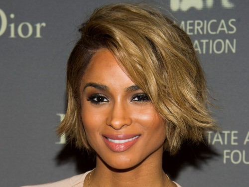 Ciara Gets Served During Performance!