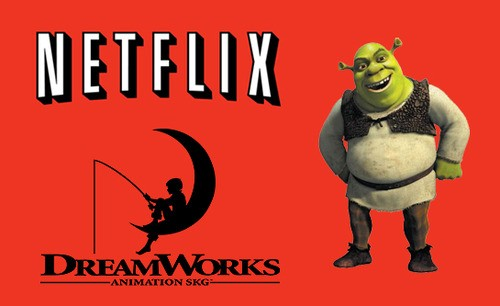 DreamWorks Animation Partners With Netflix