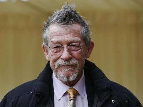 John Hurt Cast in Guillermo del Toro's