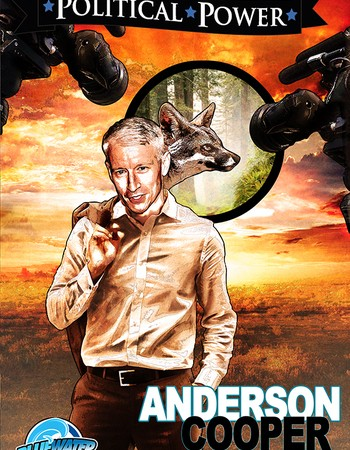 Anderson Cooper to Have His Own Comic Book!