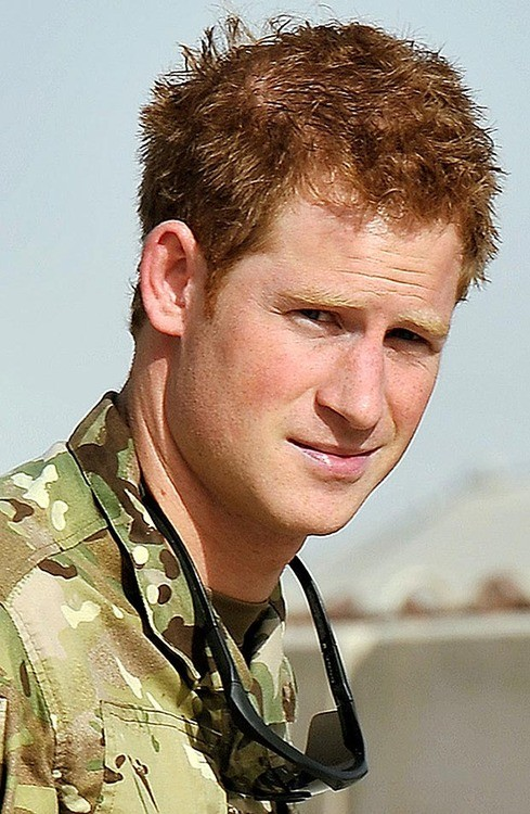 Gay Soldier Plans On Apologizing To Prince Harry For Tell All Book