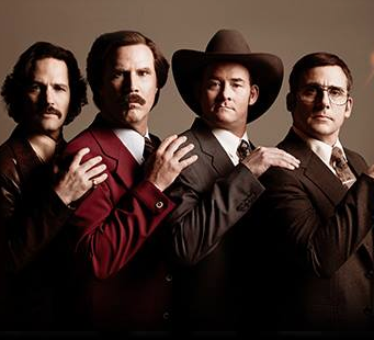 Anchorman Two: The Legend Continues Releases New Trailer!