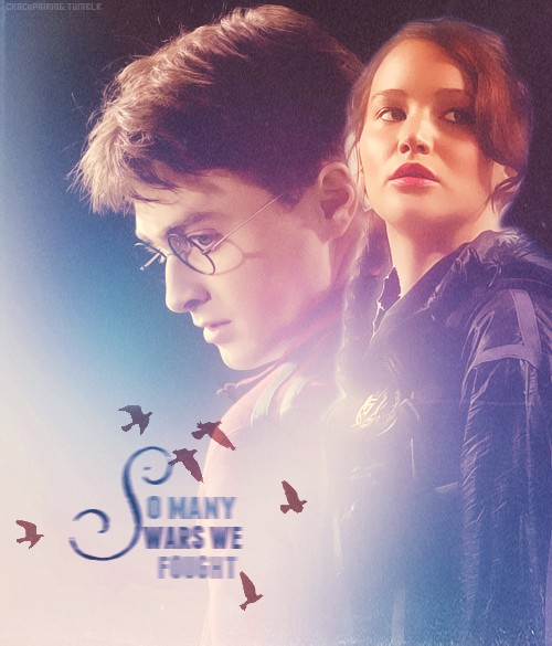 Move Over, Harry Potter: Katniss Everdeen Is The New Millennial Mascot!