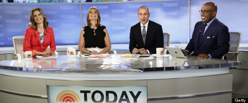 Today Show Has Even MORE Shake-Up's