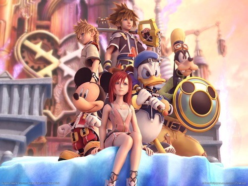 Get An In-Depth Look At The New Kingdom Hearts 3 Game!