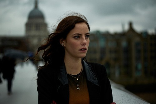Kaya Scodelario Sizzles In New 'Skins Fire' Trailer!