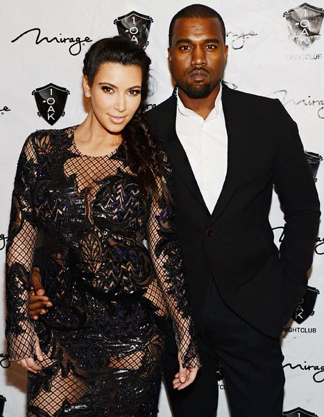 BREAKING: Kimye Headed In The Wrong Direction With Baby Names