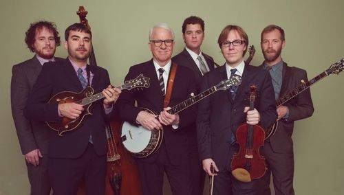 Steve Martin & Band Step In To Replace Mumford & Sons!