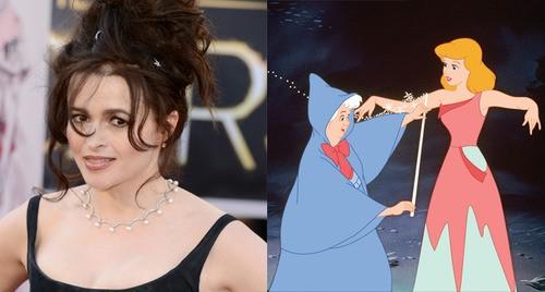 Cinderella Finds her Fairy Godmother!