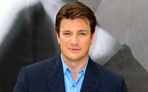 Nathan Fillion Was A