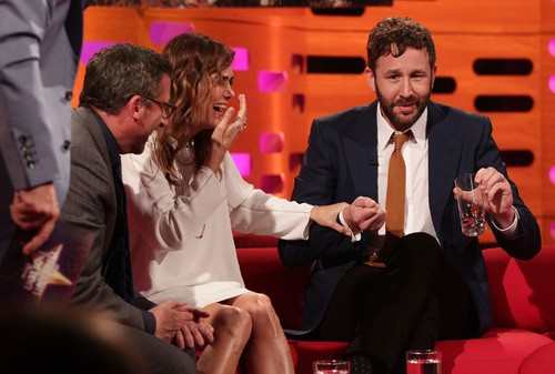 Chris O'Dowd One-Ups Steve Carell's Fly Killing Technique