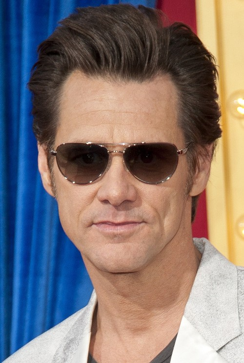 Jim Carrey Pulls Out Of The