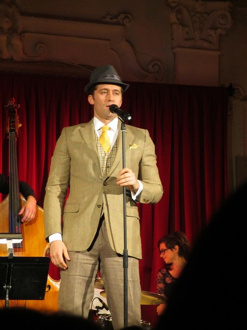 PopWrapped Attends Matthew Morrison's Intimate London Concert!