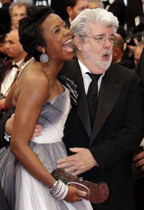 Star Wars Creator George Lucas Finally Ties The Knot!