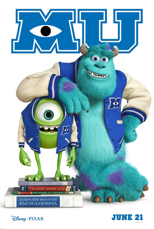Monsters University Nabs an A+ at the Box Office!