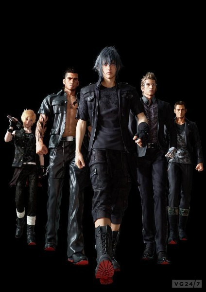 Get To Know The Newest Additions To The Final Fantasy XV Cast!
